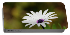 Portable Battery Charger featuring the photograph Natures Pure Beauty 01 by Kevin Chippindall