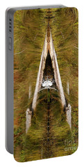 Portable Battery Charger featuring the photograph Natures Reflection by Sue Harper