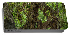 Nature's Sculpture Portable Battery Charger