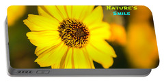 Nature's Smile  Portable Battery Charger