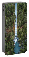 Natures Waterslide  Portable Battery Charger