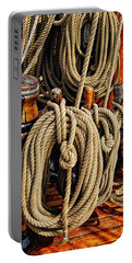 Nautical Knots 16 Portable Battery Charger