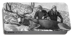 Navada Hunt 2015 Portable Battery Charger by Peter Piatt