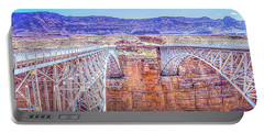 Navajo Bridge Portable Battery Charger