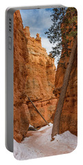 Navajo Trail Tree Portable Battery Charger by Greg Nyquist