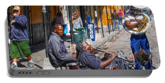 Portable Battery Charger featuring the photograph Nawlins by John Kolenberg