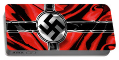 Nazi Flag Color Added 2016 Portable Battery Charger