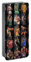 Nba Legends Portable Battery Charger