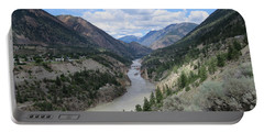 Near Lillooet Bc Portable Battery Charger