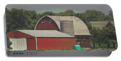 Nebraska Farm Life - The Family Farm Portable Battery Charger