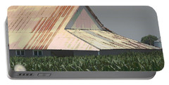 Nebraska Farm Life - The Tin Roof Portable Battery Charger