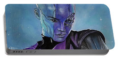 Nebula Portable Battery Charger by Tom Carlton
