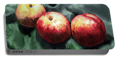 Nectarines Portable Battery Charger