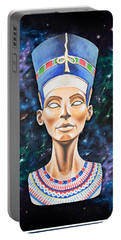 Nefertiti Portable Battery Charger