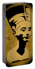 Nefertiti Egyptian Queen Portable Battery Charger