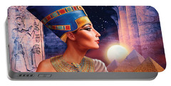 Nefertiti Variant 5 Portable Battery Charger