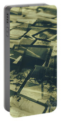 Negative Photos In Dark Room Portable Battery Charger