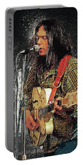 Neil Young Portable Battery Charger