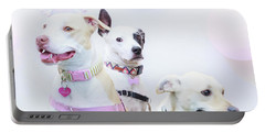 Nellie, Bella And Duke Portable Battery Charger