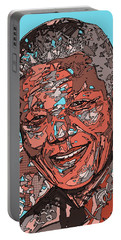 Nelson Mandela 3 Portable Battery Charger