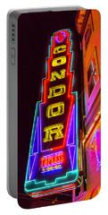 Neon Condor San Francisco Portable Battery Charger