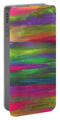 Neon Rainbow Portable Battery Charger