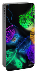 Neon Sea Life Portable Battery Charger