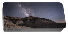 Portable Battery Charger featuring the photograph Neopolitan Milkyway by Melany Sarafis