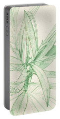 Nerium Oleander Portable Battery Charger