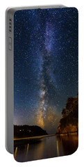 Neskowin Milky Way Portable Battery Charger