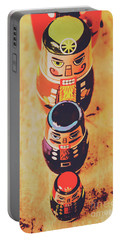 Nesting Dolls Portable Battery Charger