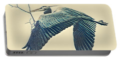 Nesting Heron Portable Battery Charger