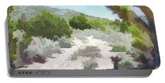 Nevada Desert Highway Portable Battery Charger