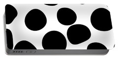 Never Change Your Spots Portable Battery Charger by Uma Gokhale