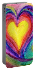 Never Ending Love Portable Battery Charger