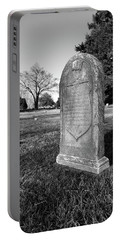 Portable Battery Charger featuring the photograph Never Forget by Liza Eckardt
