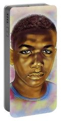Never Forget Trayvon Portable Battery Charger