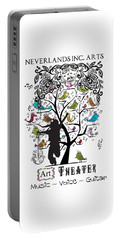 Neverlands Inc. Arts Poster Portable Battery Charger