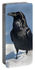 Nevermore Portable Battery Charger by Jack Bell