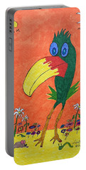 New Bird On The Block Portable Battery Charger