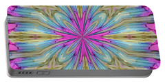 New Box Of Sparklers 1 Portable Battery Charger by Lori Kingston