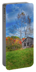 New England Fall Foliage Portable Battery Charger