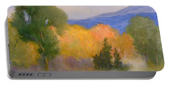 New England Fall Portable Battery Charger