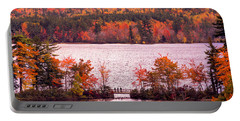 New Hampshire Fall Portable Battery Charger