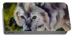 New Kid On The Block Portable Battery Charger by Lori Brackett