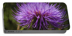 New Mexican Thistle Portable Battery Charger