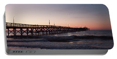 New Moon Pier Portable Battery Charger