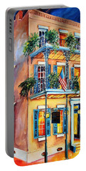 New Orleans' La Fitte's Guest House Portable Battery Charger