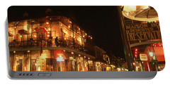 New Orleans Jazz Night Portable Battery Charger