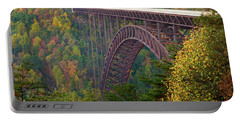 New River Gorge Bridge Portable Battery Charger